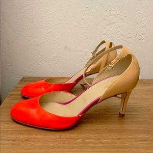 J crew heels. Gently used.